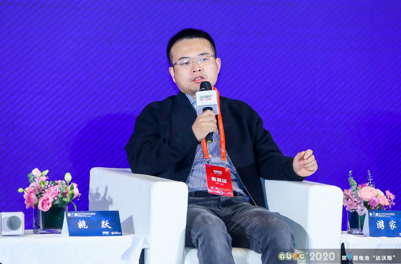 盈沣(上海)投资管理有限公司副总经理/投资总监姚跃