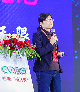 孙焕丽-中国第一汽车集团新能源开发院电池研究所电池开发高级主任