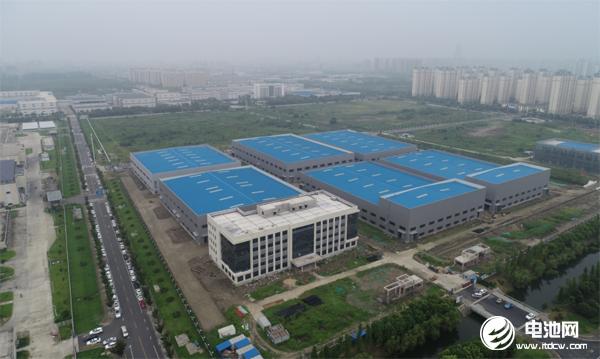 瑞濏新能源整体规划产能6Gwh 3年内拟建成1.5Gwh产能