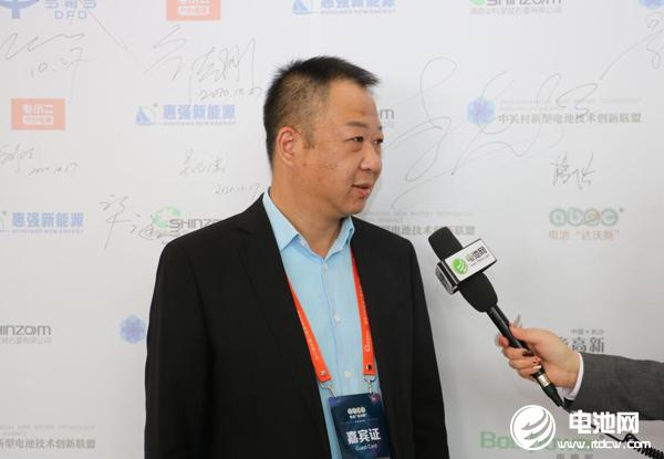 瑞濏新能源董事长周安平
