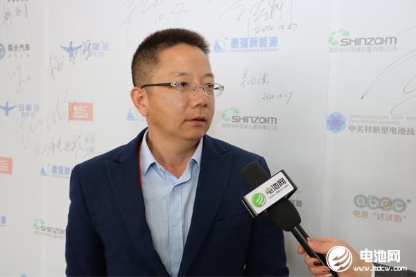 雄韬股份研发总监黄金宏