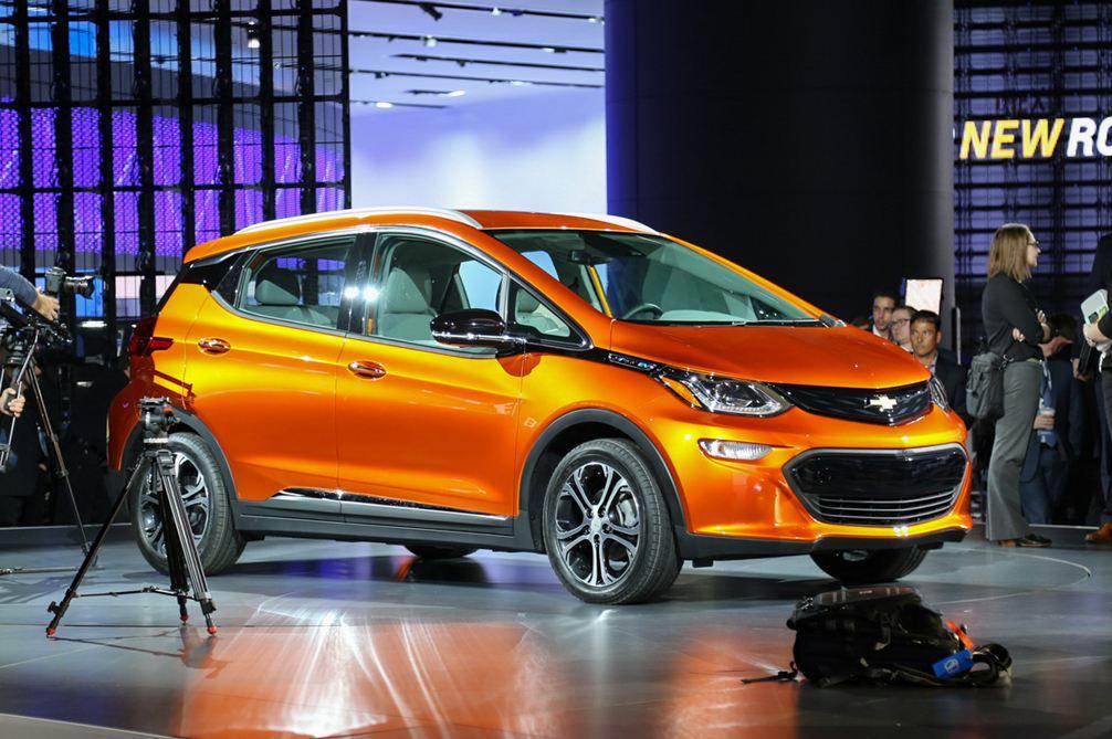 LG化学电池存起火隐患 近6.9万辆雪佛兰Bolt电动汽车被召回
