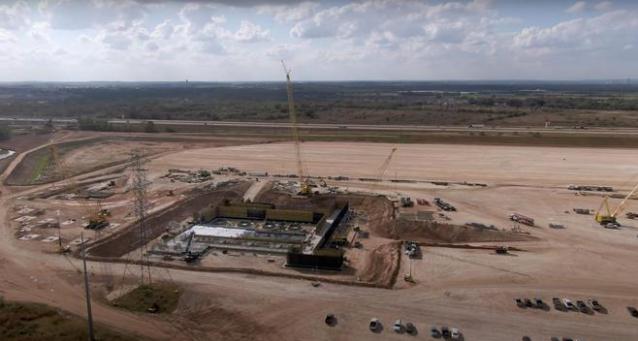 特斯拉得州工厂建设加速 2021年总产能或达100万辆