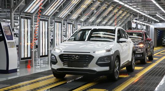 现代开始大踏步向EV转型 2022年底将有9款新能源车型在售