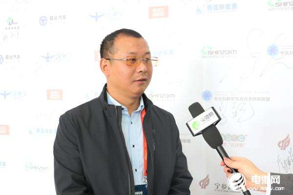 博信新能源董事长邵俊华
