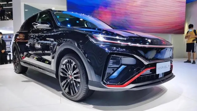 MARVEL R预售22万元起 搭载上汽最新5G技术