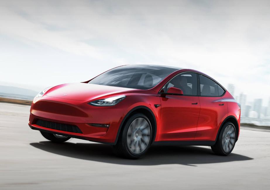 特斯拉召回9500辆Model X和Model Y汽车