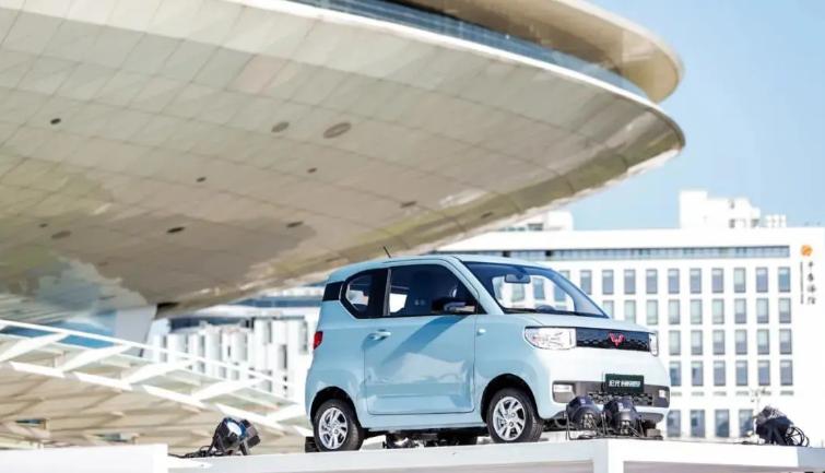 上海新能源上牌出新政 五菱宏光MINI EV等车恐现上牌难