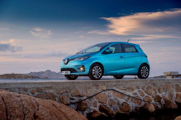 今年销量已近10万辆 雷诺斩获欧洲电动车市场年度销冠