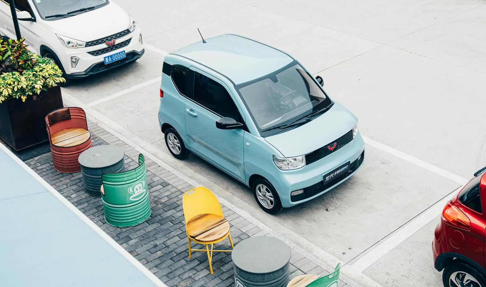 今年四个月卖了18万辆 明年新能源汽车下乡继续搞事情
