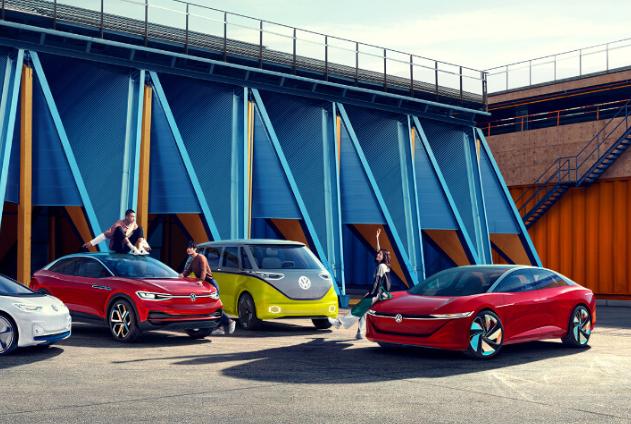 德国纯电动汽车2020年销量增长三倍 超过19.4万辆