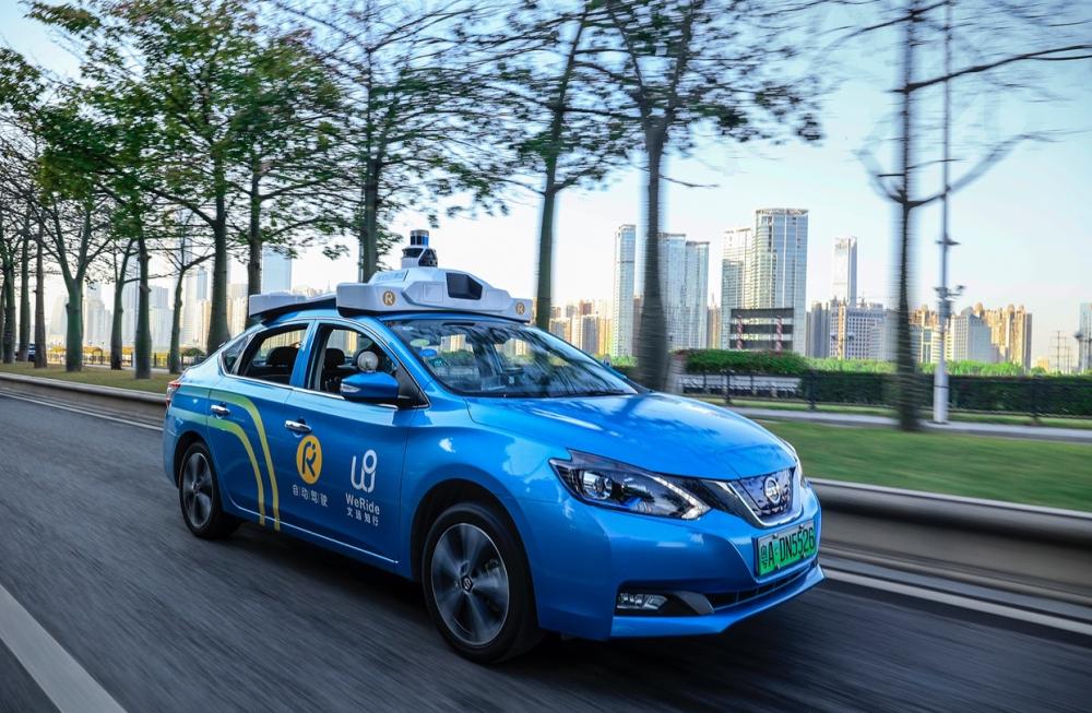 文远知行B轮总融资3.1亿美元 计划推动全无人驾驶