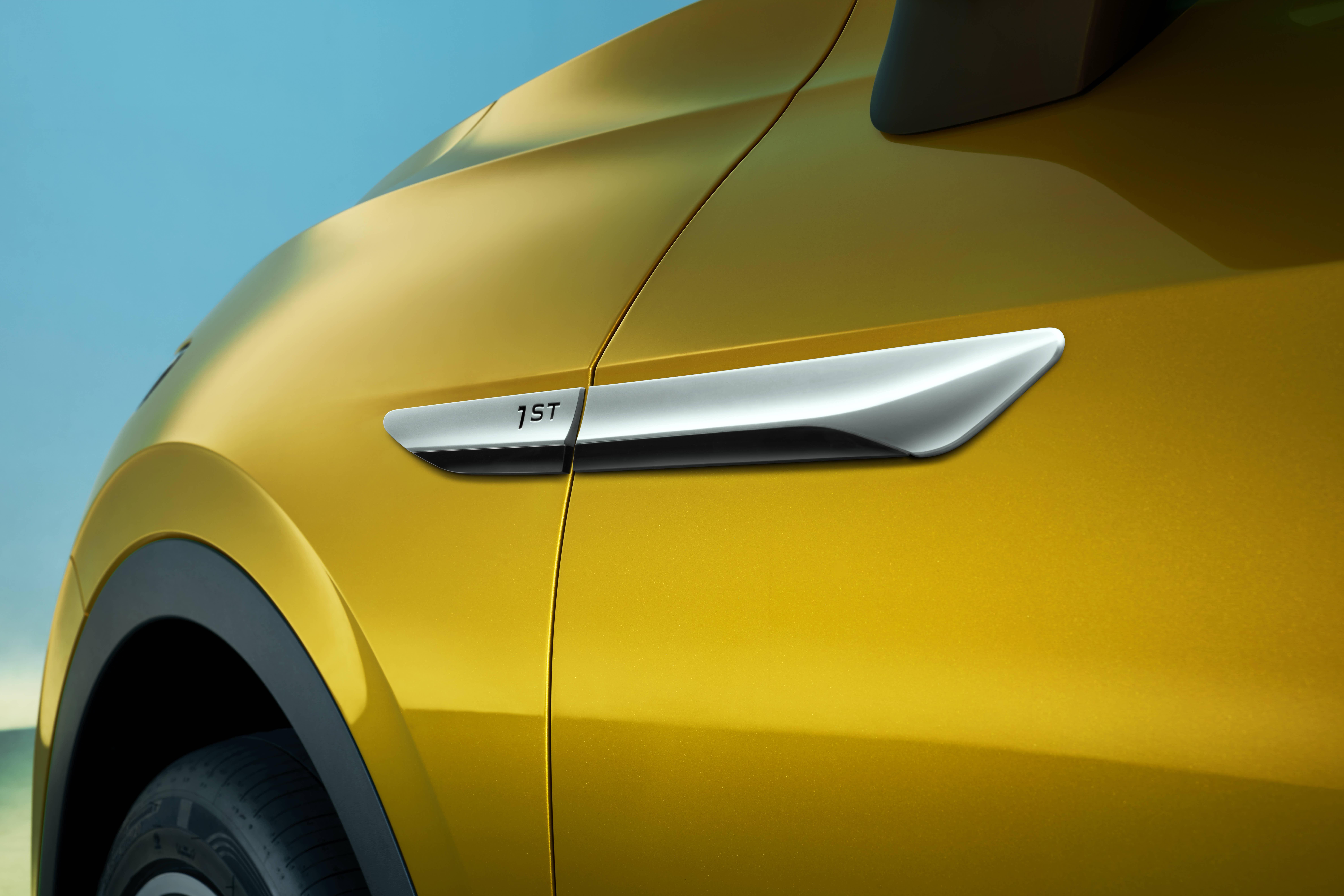 上汽大众首款MEB中型纯电SUV ID.4 X预售