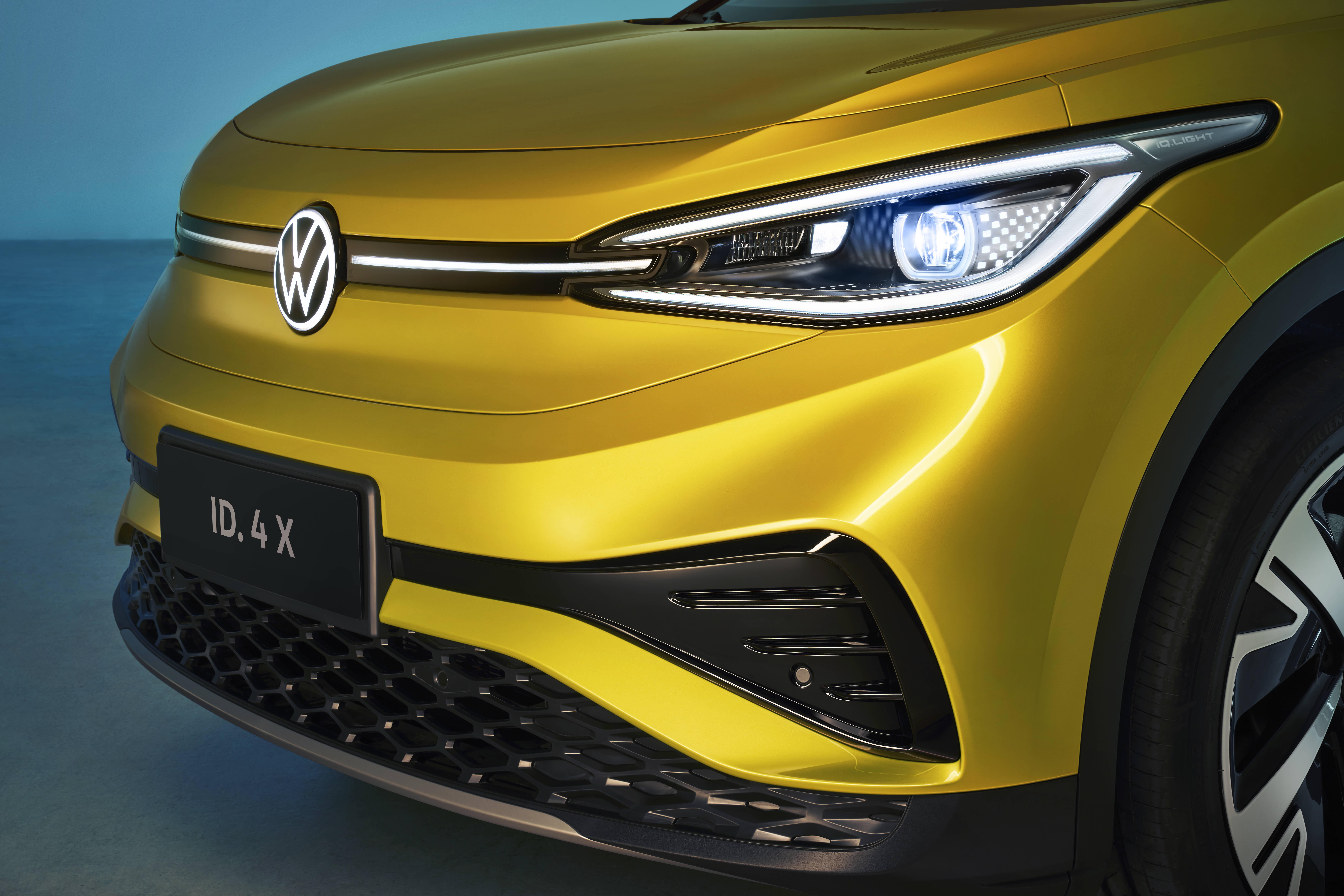 上汽大众首款MEB中型纯电SUV ID.4 X预售  刘亦菲代言