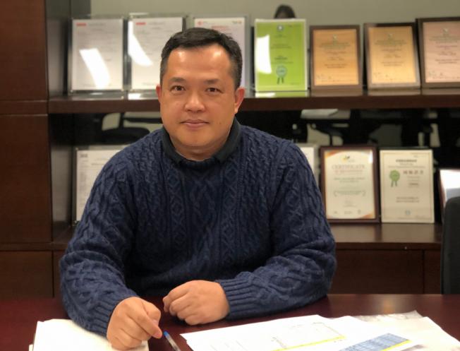 埃力生亚太有限公司总经理Joseph Lai