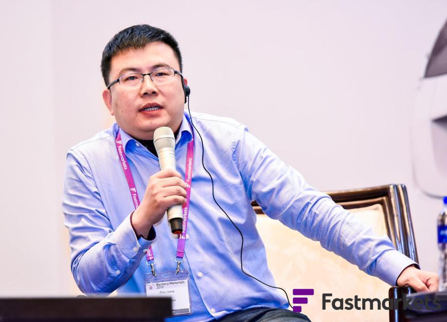 四川雅化锂业科技有限公司总经理周坚琦