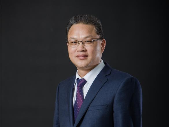 桑顿新能源科技有限公司总裁胡泽林