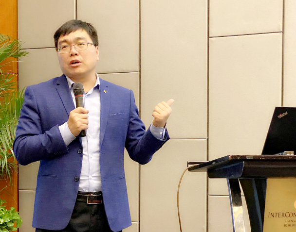 天津斯科兰德科技有限公司总经理李积刚