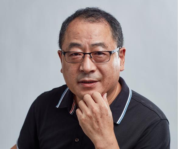 新研氢能源科技有限公司副董事长齐志刚
