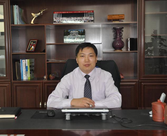 河南锂动电源有限公司总经理杨涛
