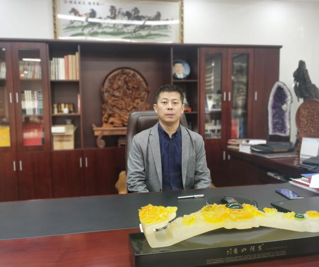 深圳卓锐思创科技有限公司董事长刘陵刚
