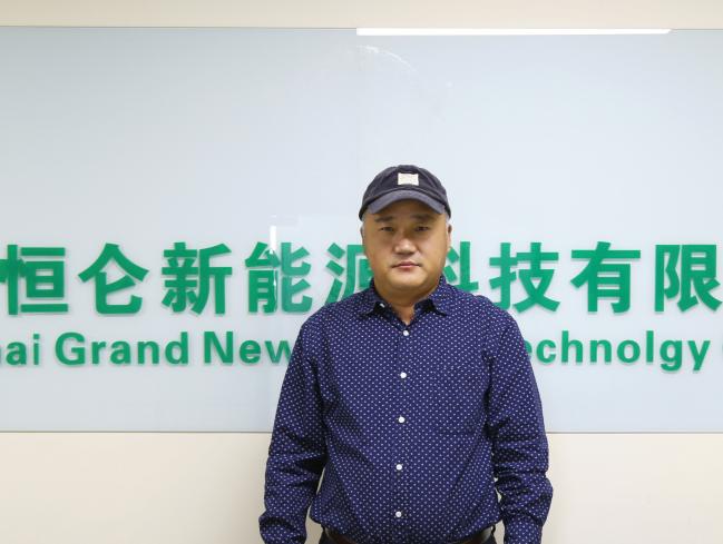 上海恒仑张学臣:祝锂电行业同仁们牛年大吉 佳绩再续 辉煌再现