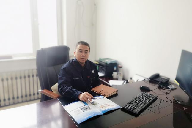 营口航盛科技实业有限责任公司沈阳分公司总经理孙树峰