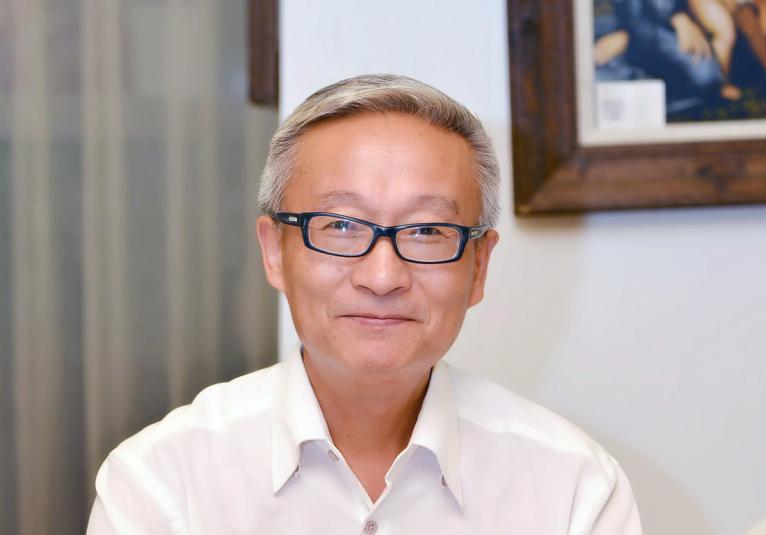 明天氢能公司董事长王朝云