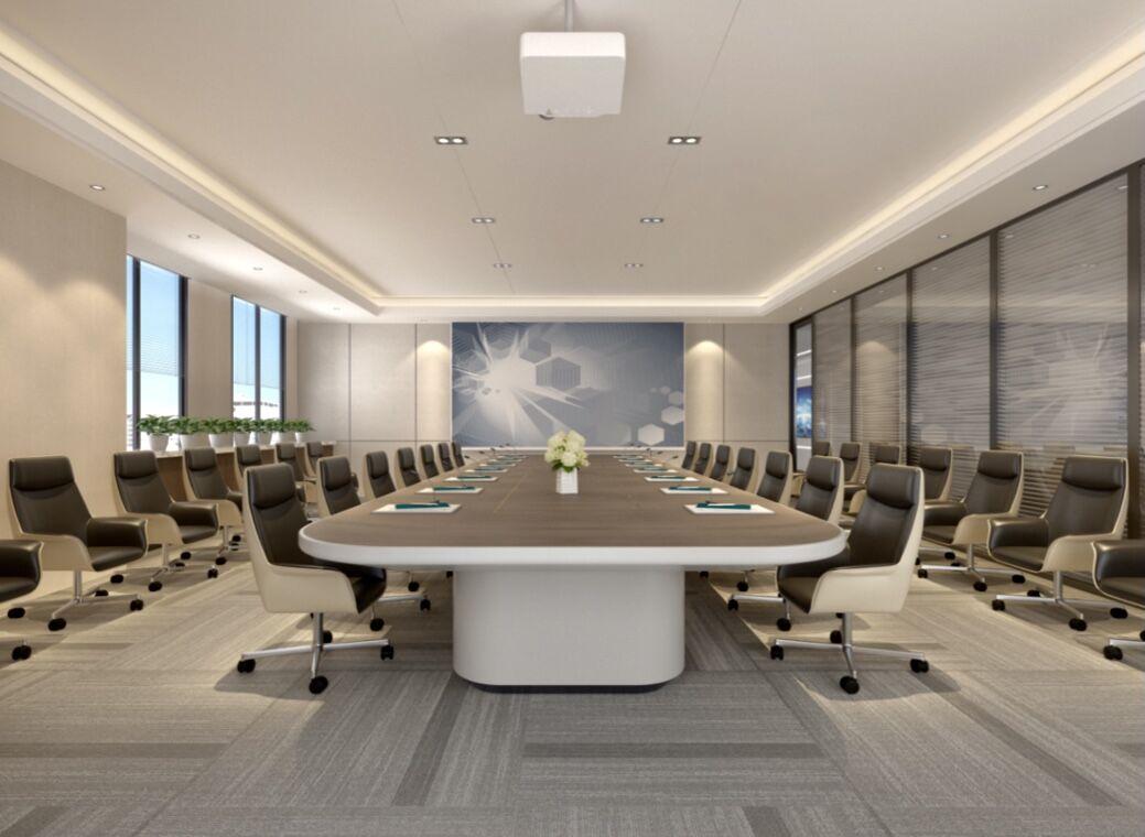 山东总部会议室