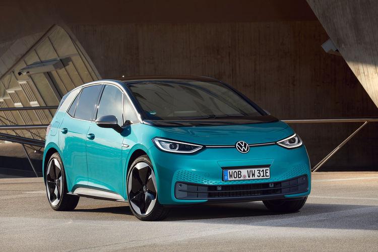 1月德国电动汽车销量翻番 电动车