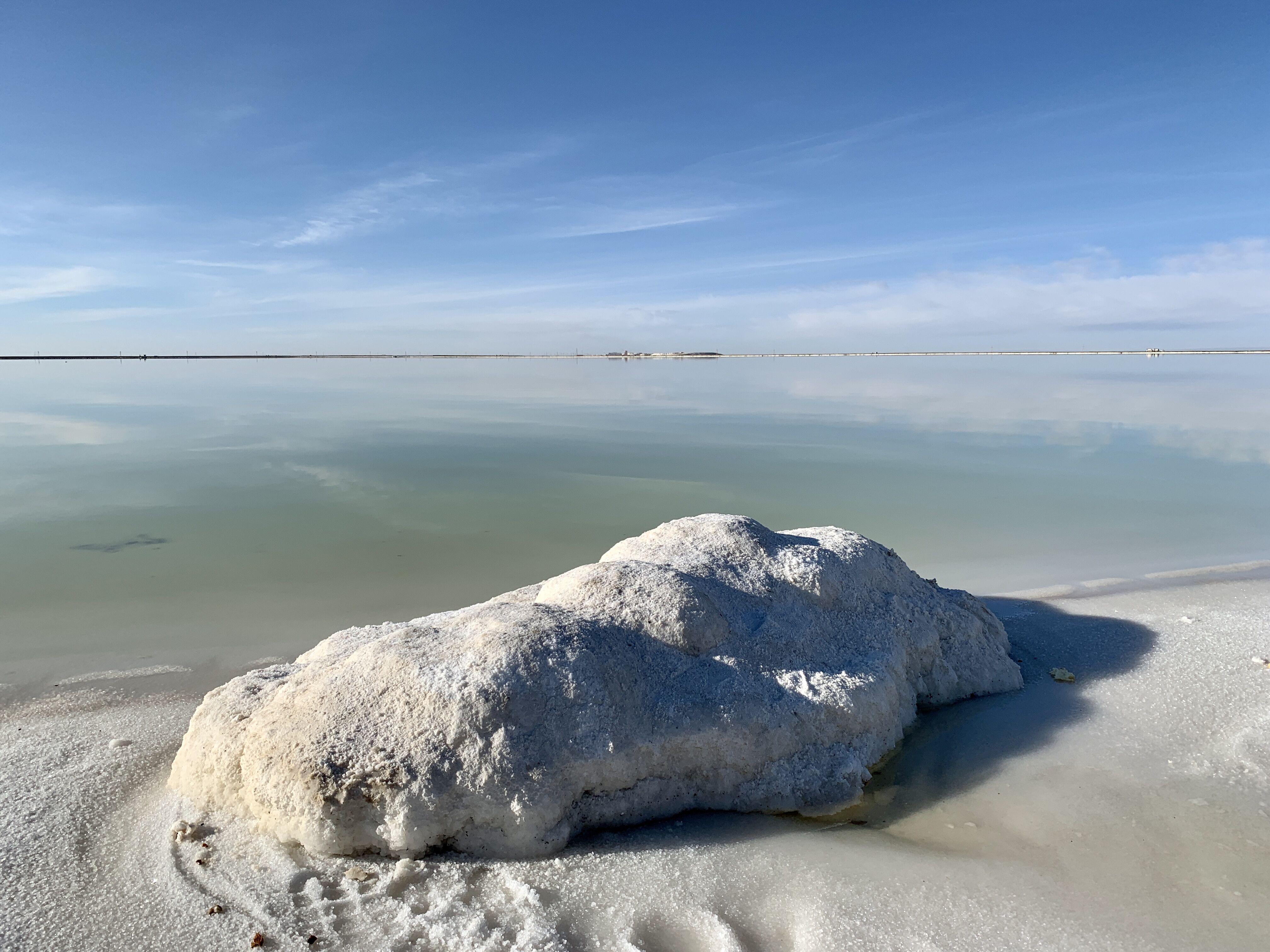 青海格尔木察尔汗盐湖