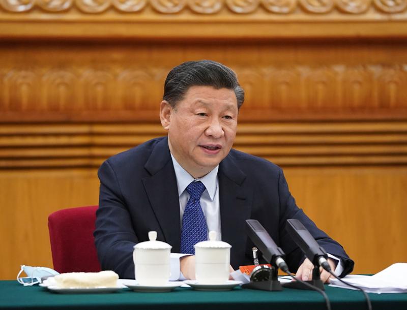 中共中央总书记、国家主席、中央军委主席习近平