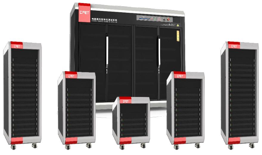 携电池充放电老化测试系统等产品 中科源电子将参展CIBF 2021