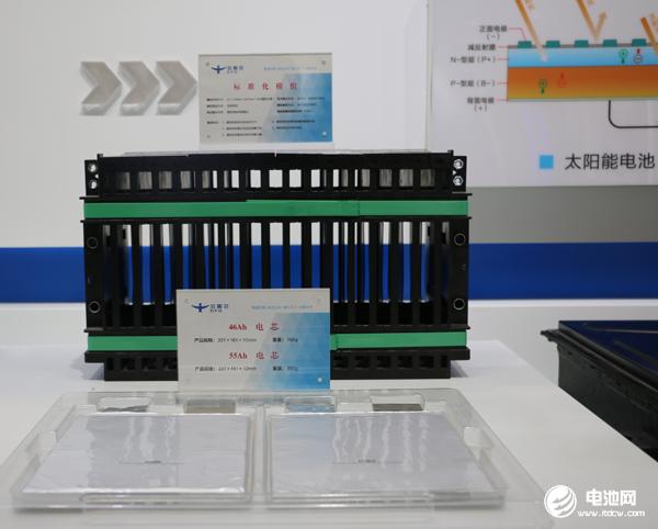 多氟多三元软包锂电池