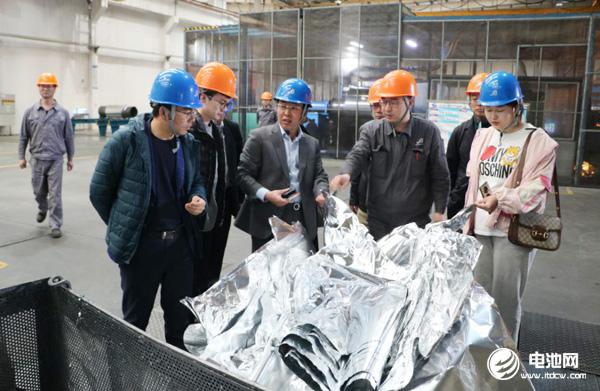 铝箔,电池箔,江苏中基,2021调研