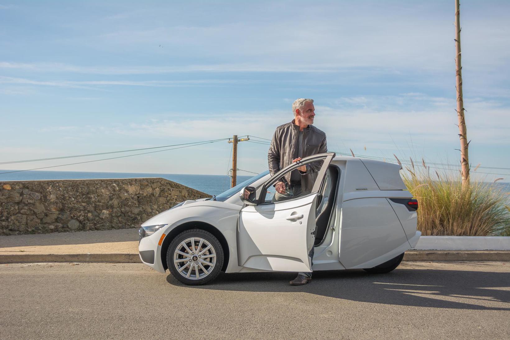 加拿大电动车制造商ElectraMeccanica将在亚利桑那建厂