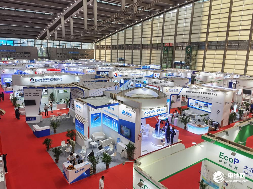 贝特瑞/容百科技/惠强新材等锂电材料公司亮相CIBF 2021