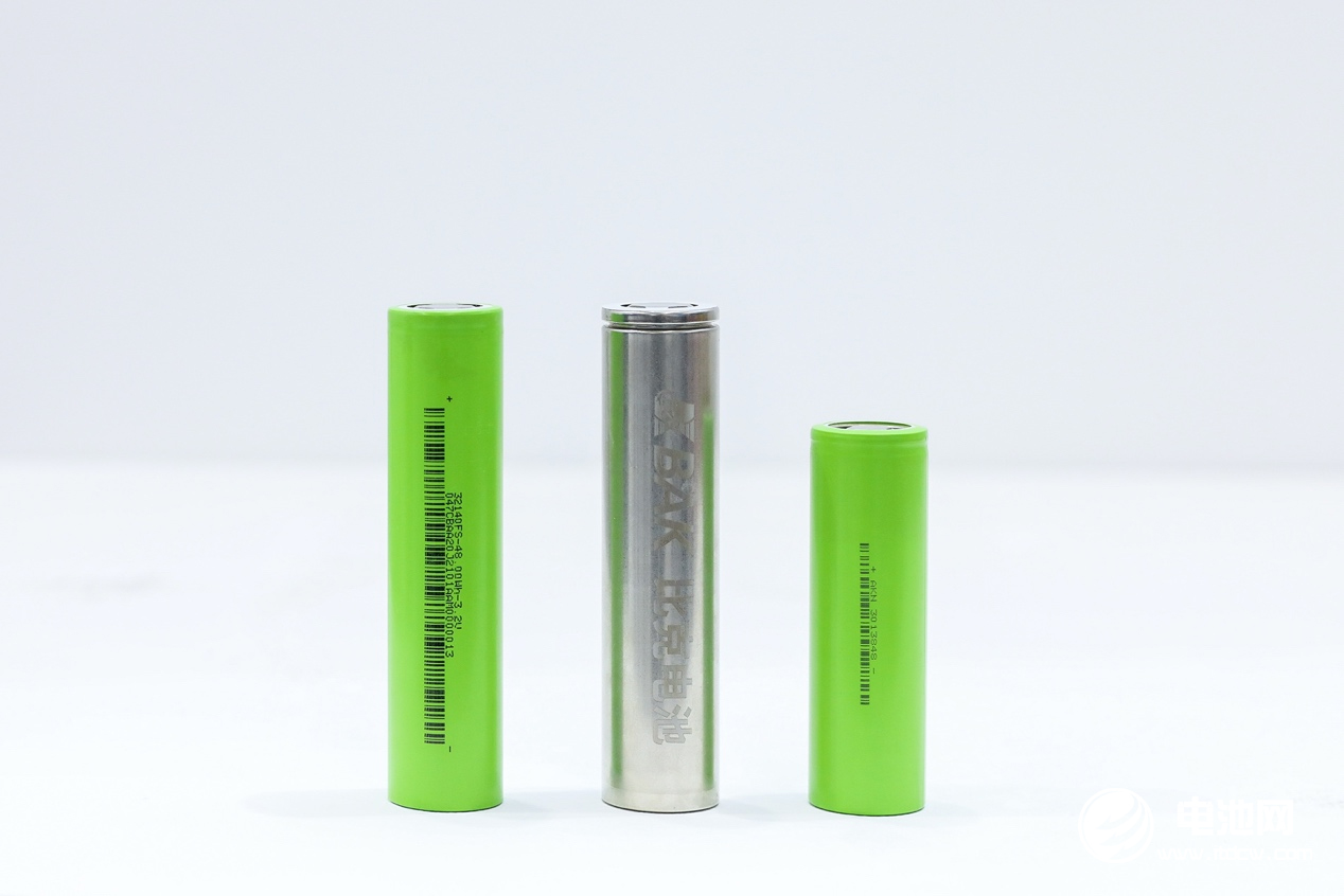 比克电池3系列大圆柱产品