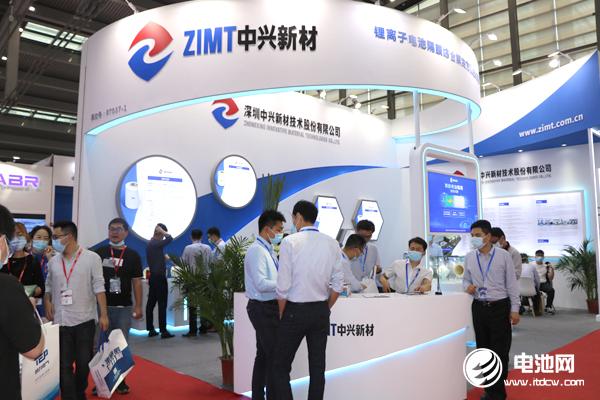 中兴新材携干法隔膜亮相CIBF 2021 武汉生产基地二期今年将投产