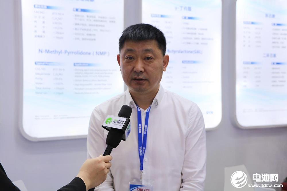 与韩国载元二期扩建项目预计7月投产 滨州裕能合成NMP年产能将达6万吨