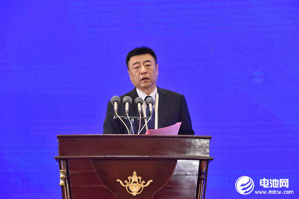 宋志新:天能集团从2006年开始涉足锂电产业 高度重视山东枣庄新能源产业市场