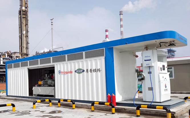 总投资150亿!厚普股份与成都市新都区签订氢能产业集群项目