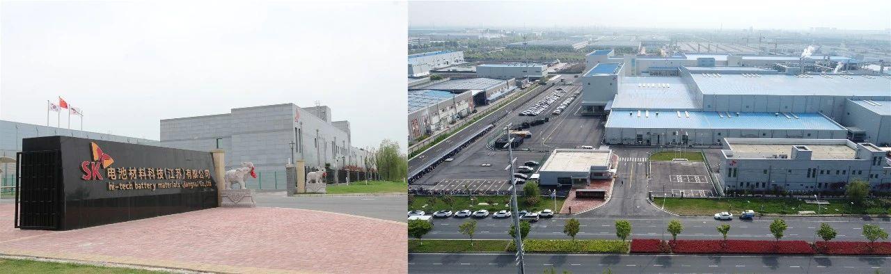韩国SK在中国与波兰扩产锂电隔膜 2024年产能将达27.3亿㎡