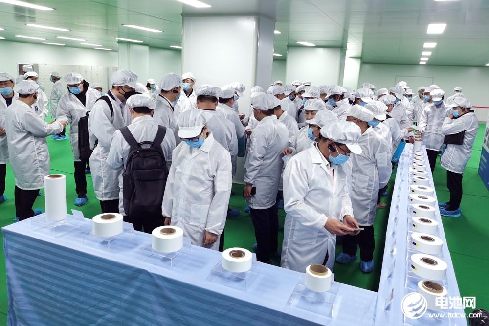 山西蓝科途发布的超高强湿法隔膜产品
