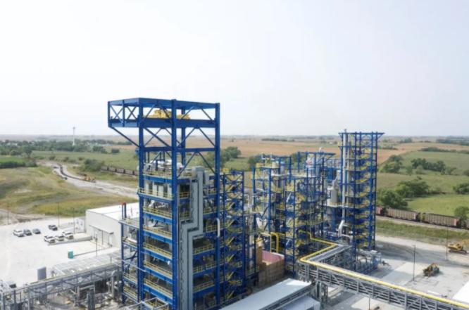 SK拟158亿美元投建氢能生产体系 目标2025年具备28万吨制氢能力