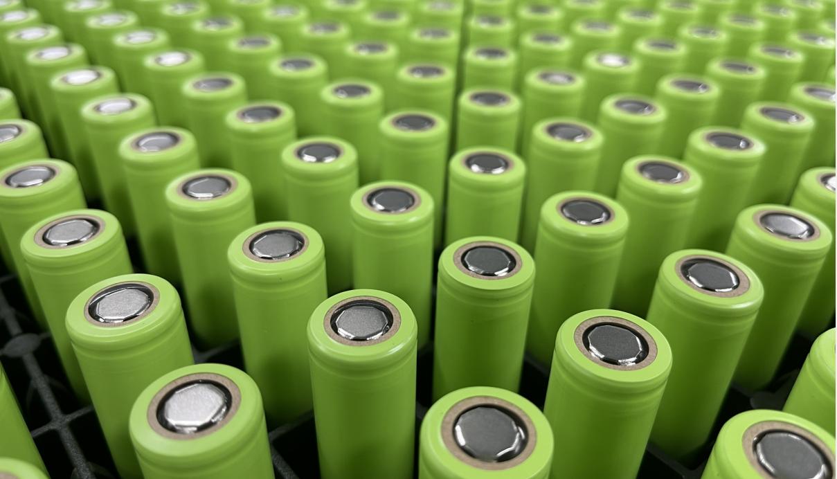 18650锂电池  摄影/电池百人会  于清教