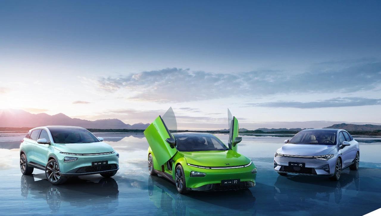 小鵬汽車,新能源汽車
