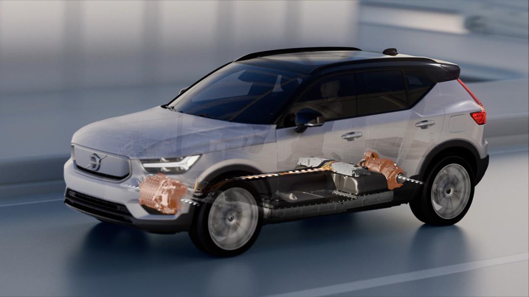 沃尔沃,新能源汽车,电动汽车