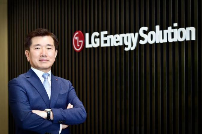 LG新能源CEO金钟现