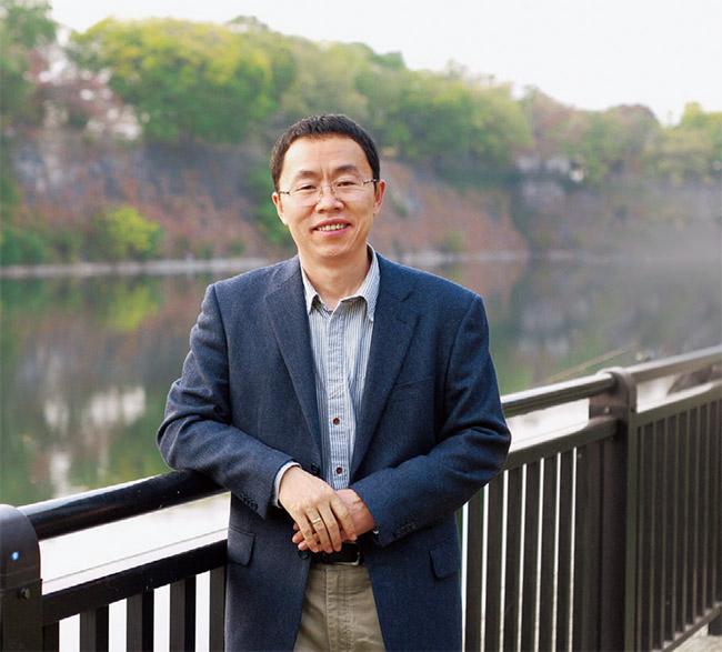 中国科学院物理所研究员 李泓
